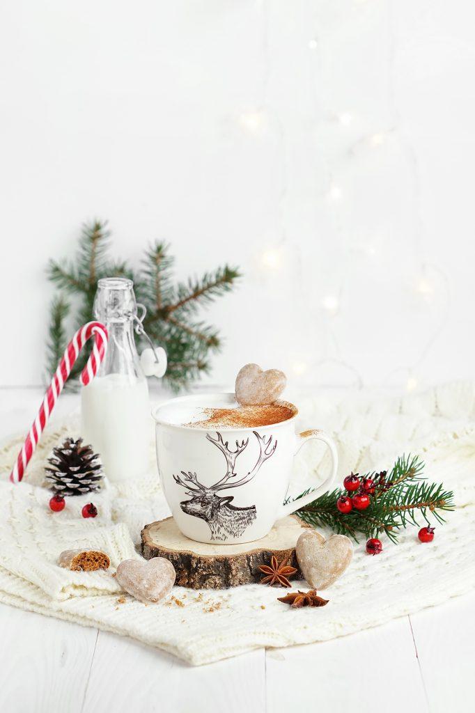 Zimowa kawa piernikowa